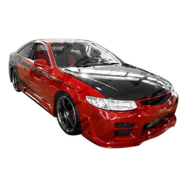 VIS Racing - 1999-2001 Toyota Solara 2Dr Octane Full Kit