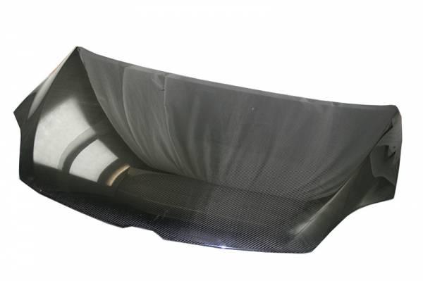 VIS Racing - Carbon Fiber Hood OEM Style for Mazda 5 4DR 08-10