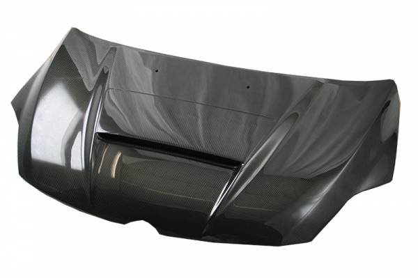 VIS Racing - Carbon Fiber Hood M Speed Style for Mazda 5 4DR 08-10