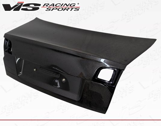 VIS Racing - Carbon Fiber Trunk OEM Style for Audi  A4 4DR 06-07