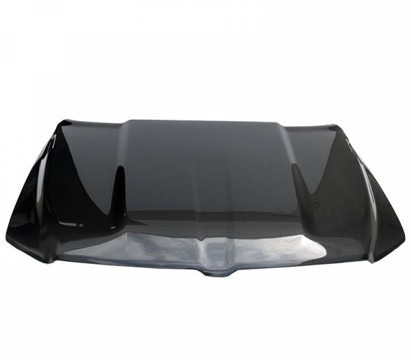 VIS Racing - Carbon Fiber Hood OEM Style for Dodge Ram 1500 2019+