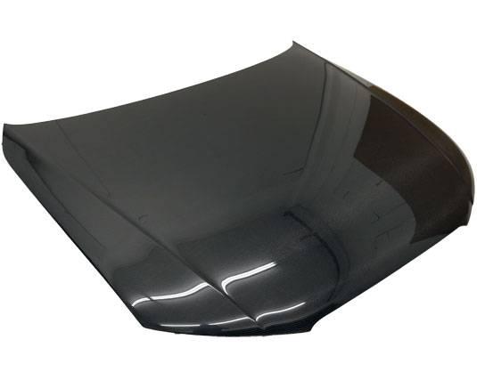 VIS Racing - Carbon Fiber Hood OEM Style for AUDI A4 4DR 09-12