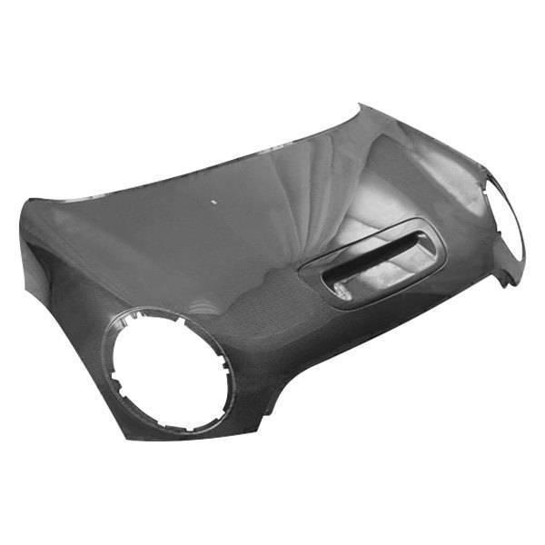 VIS Racing - Carbon Fiber Hood OEM Style for Mini Cooper 2DR 2006-2012