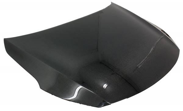 VIS Racing - Carbon Fiber Hood OEM Style for Kia Optima 4DR 10-15