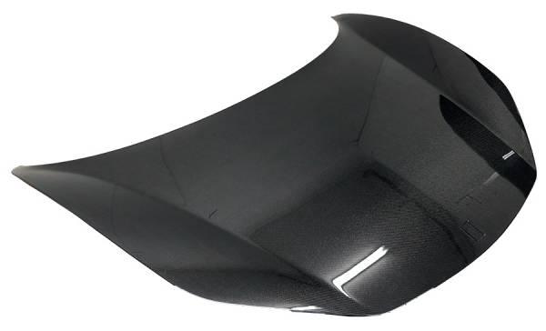 VIS Racing - Carbon Fiber Hood OEM Style for Ferrari F458  ITALIA 2DR 10-15