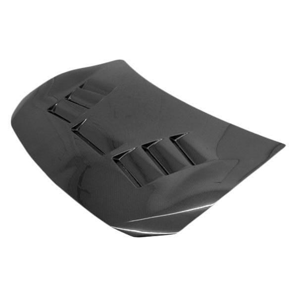 VIS Racing - Carbon Fiber Hood N Spec Style for Subaru BRZ 2DR 2013-2020