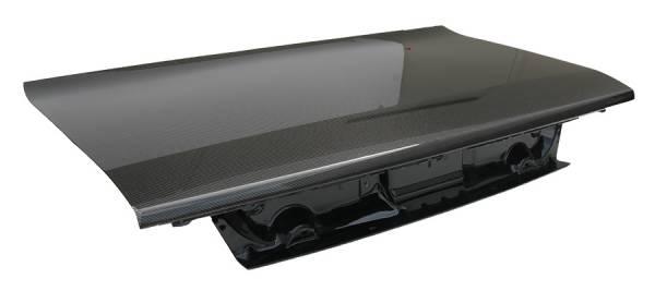 VIS Racing - Carbon Fiber Trunk Oem Style for Dodge Challenger 2DR 2008-2019