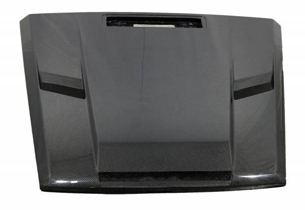 VIS Racing - Carbon Fiber Hood DTM Style For -Mercedes G Class G55 2003-2018