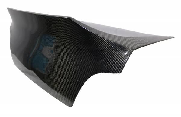 VIS Racing - Carbon Fiber Trunk SS Style for Subaru WRX 4DR 02-03