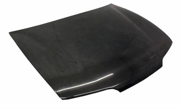 VIS Racing - Carbon Fiber Hood OEM Style for Acura Integra (JDM) 2DR & 4DR 94-01