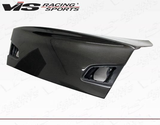 VIS Racing - Carbon Fiber Trunk K2 Style for Infiniti G 35 4DR 03-06