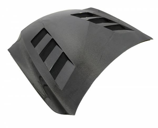 VIS Racing - Carbon Fiber Hood AMS Style for Lexus IS250/350 4DR 2014-2020