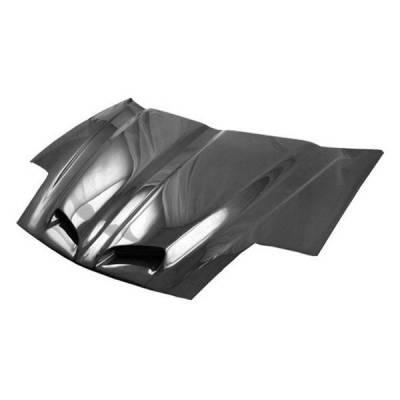VIS Racing - Carbon Fiber Hood GTO Style for Pontiac Firebird 2DR 93-97 - Image 3
