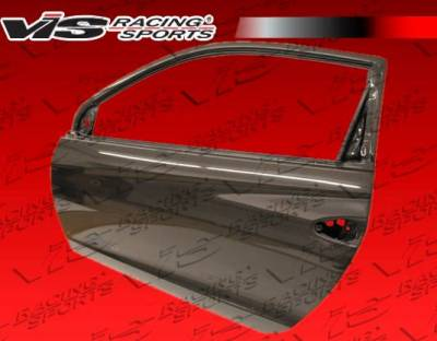 VIS Racing - Carbon Fiber Door OEM Style for Honda CR-Z Hatchback 11-12 - Image 1