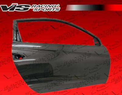 VIS Racing - Carbon Fiber Door OEM Style for Honda CR-Z Hatchback 11-12 - Image 3