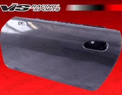 VIS Racing - Carbon Fiber Door OEM Style for Honda S2000 2DR 00-09 - Image 1