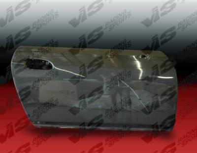 VIS Racing - Carbon Fiber Door OEM Style for Honda S2000 2DR 00-09 - Image 4
