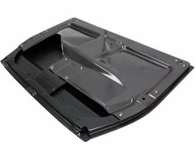 VIS Racing - Carbon Fiber Engine Lid OEM Style for Toyota MR2 2DR 90-95 - Image 4