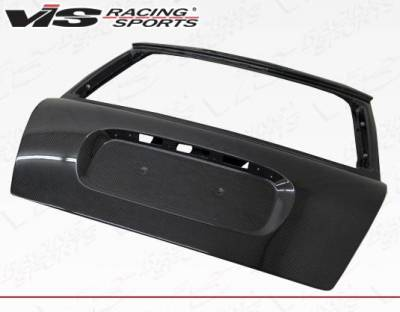 VIS Racing - Carbon Fiber Hatch OEM Style for BMW Mini Cooper 4DR 02-12 - Image 1