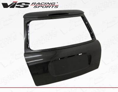 VIS Racing - Carbon Fiber Hatch OEM Style for BMW Mini Cooper 4DR 02-12 - Image 3