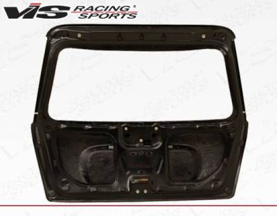 VIS Racing - Carbon Fiber Hatch OEM Style for BMW Mini Cooper 4DR 02-12 - Image 4