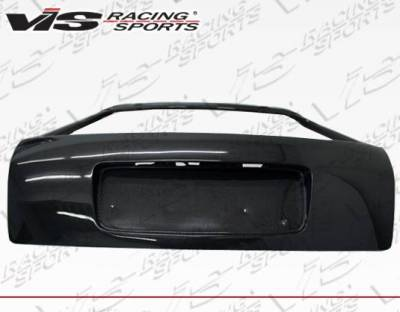VIS Racing - Carbon Fiber Hatch OEM Style for Honda Civic Hatchback 96-98 - Image 2
