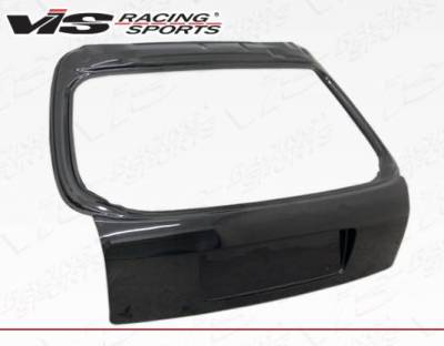 VIS Racing - Carbon Fiber Hatch OEM Style for Honda Civic Hatchback 96-98 - Image 3