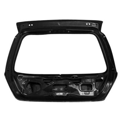 VIS Racing - Carbon Fiber Hatch OEM Style for Honda Civic (SI) US Hatchback 02-05 - Image 2