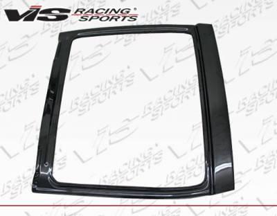 VIS Racing - Carbon Fiber Hatch OEM Style for Honda CRX Hatchback 88-91 - Image 3