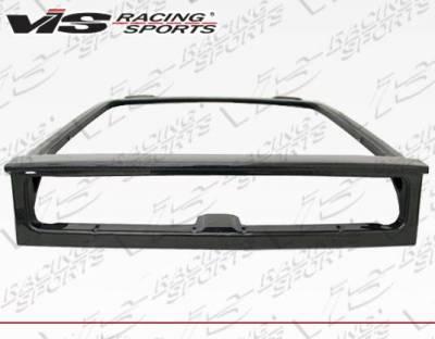 VIS Racing - Carbon Fiber Hatch OEM Style for Honda CRX Hatchback 88-91 - Image 4