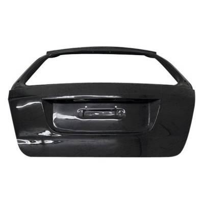 VIS Racing - Carbon Fiber Hatch OEM Style for Honda Fit 4DR 07-08 - Image 2