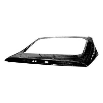VIS Racing - Carbon Fiber Hatch OEM Style for Nissan 240SX Hatchback 89-94 - Image 2