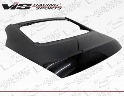 VIS Racing - Carbon Fiber Hatch OEM Style for Nissan 350Z Hatchback 03-08 - Image 4