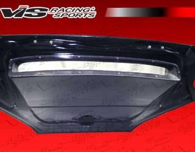 VIS Racing - Carbon Fiber Hatch Tunnel Style for Nissan 350Z Hatchback 03-08 - Image 3