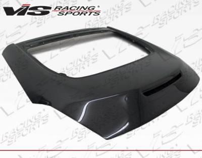VIS Racing - Carbon Fiber Hatch OEM Style for Nissan 370Z Hatchback 09-19 - Image 1