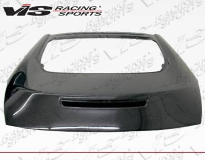 VIS Racing - Carbon Fiber Hatch OEM Style for Nissan 370Z Hatchback 09-19 - Image 4