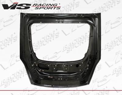 VIS Racing - Carbon Fiber Hatch OEM Style for Nissan 370Z Hatchback 09-19 - Image 5