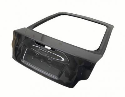 VIS Racing - Carbon Fiber Hatch OEM Style for Scion TC 2DR 2010-2016 - Image 1
