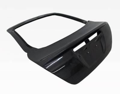 VIS Racing - Carbon Fiber Hatch CSL Style for Scion TC 2DR 05-10 - Image 1