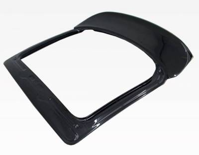 VIS Racing - Carbon Fiber Hatch CSL Style for Scion TC 2DR 05-10 - Image 3