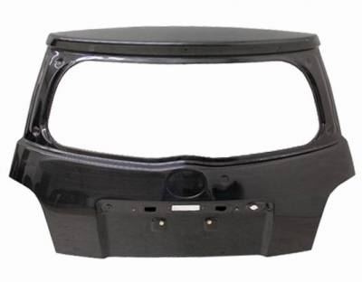 VIS Racing - Carbon Fiber Hatch OEM Style for Scion XA 4DR 04-06 - Image 1