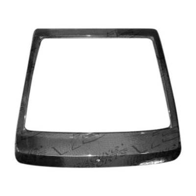 VIS Racing - Carbon Fiber Hatch OEM Style for Toyota Corolla  Hatchback 84-87 - Image 2