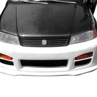 VIS Racing - Carbon Fiber Hood OEM Style for Acura EL / Domani 4DR 97-00 - Image 1