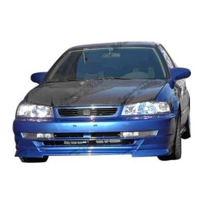 VIS Racing - Carbon Fiber Hood OEM Style for Acura EL / Domani 4DR 97-00 - Image 2