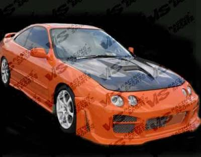 VIS Racing - Carbon Fiber Hood G Force Style for Acura Integra 2DR & 4DR 94-01 - Image 2