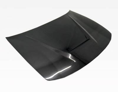 VIS Racing - Carbon Fiber Hood Invader Style for Acura Integra 2DR & 4DR 94-01 - Image 1