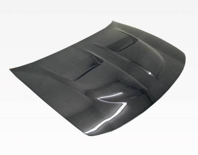 VIS Racing - Carbon Fiber Hood Xtreme GT Style for Acura Integra 2DR & 4DR 94-01 - Image 2