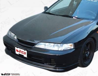 VIS Racing - Carbon Fiber Hood OEM Style for Acura Integra (JDM) 2DR & 4DR 94-01 - Image 3