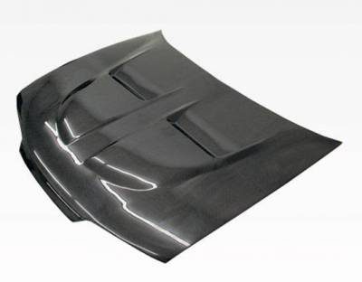 VIS Racing - Carbon Fiber Hood Xtreme GT Style for Acura Integra (JDM) 2DR & 4DR 94-01 - Image 2