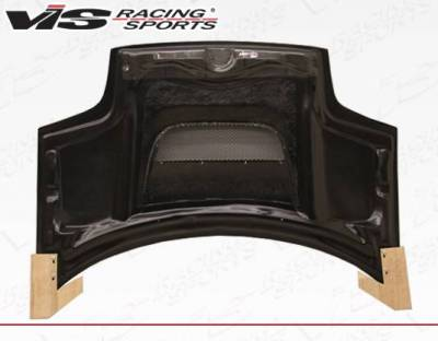 VIS Racing - Carbon Fiber Hood Type R Style for Acura NSX 2DR 02-05 - Image 3